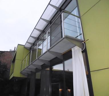 Balkon Inox